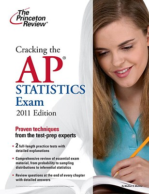 Cracking the AP Statistics Exam, 2011 Edition Cover Image