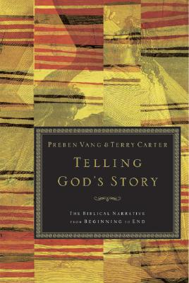 Telling God's Story Cover