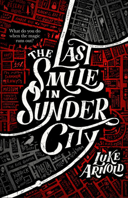 The Last Smile in Sunder City Cover Image