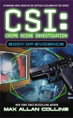 Cover for Body of Evidence (CSI #4)