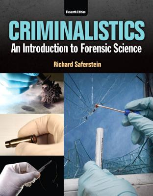 Criminalistics: An Introduction to Forensic Science Cover Image