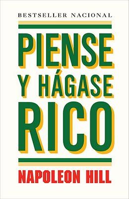 Piense y Hagase Rico Cover