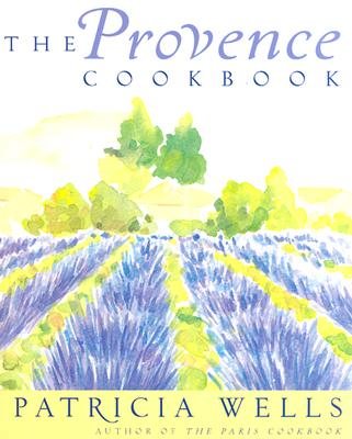 The Provence Cookbook Cover