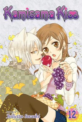 Kamisama Kiss, Volume 12 Cover