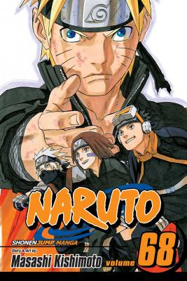 Naruto, Vol. 68 cover image