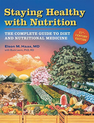 Staying Healthy with Nutrition, rev Cover