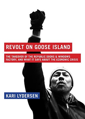 Revolt on Goose Island Cover