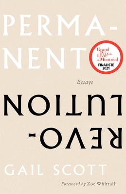Permanent Revolution: Essays Cover Image