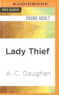 Lady Thief (Scarlet #2) Cover Image