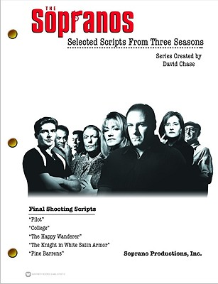 The Sopranos (SM): Selected Scripts from Three Seasons Cover Image