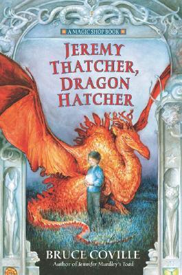 Jeremy Thatcher, Dragon Hatcher Cover Image