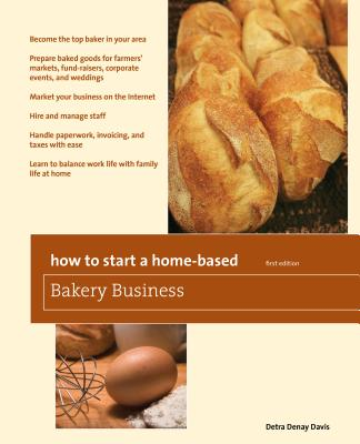 How to Start a Home-Based Bakery Business Cover Image