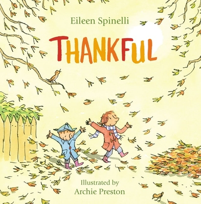 Thankful Cover Image