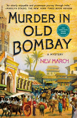 Cover for Murder in Old Bombay