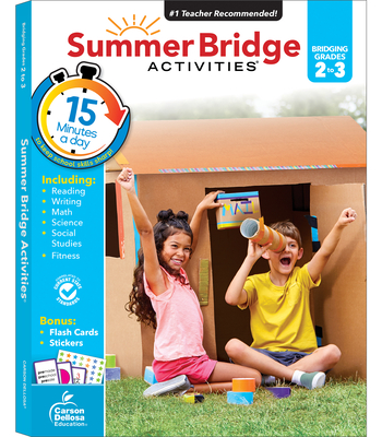 Summer Bridge Activities(r), Grades 2 - 3 Cover Image