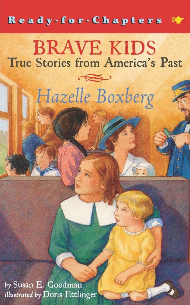 Hazelle Boxberg (Brave Kids) Cover Image