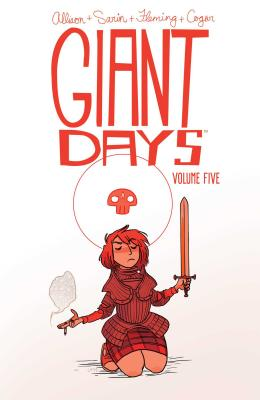 Giant Days Vol. 5 Cover Image