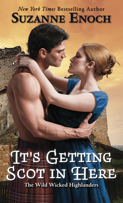 Cover for It's Getting Scot in Here
