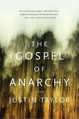 The Gospel of Anarchy: A Novel Cover Image