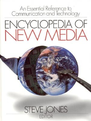 Cover for Encyclopedia of New Media