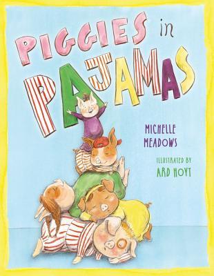 Piggies in Pajamas Cover