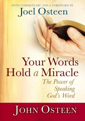 Your Words Hold a Miracle Cover