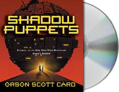 Shadow Puppets Cover Image