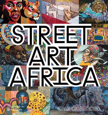 Street Art Africa Cover Image