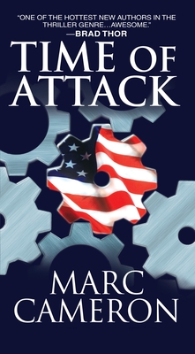 Time of Attack: A Jericho Quinn Novel (A Jericho Quinn Thriller #4) Cover Image