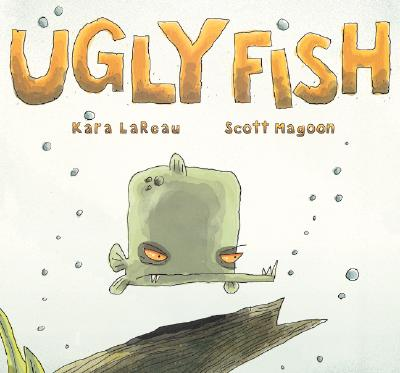 Ugly Fish: Cover