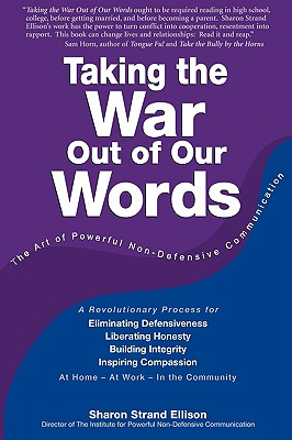 Taking the War Out of Our Words Cover