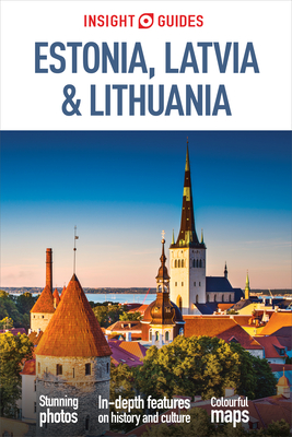 Insight Guides Estonia, Latvia and Lithuania (Travel Guide with Free Ebook) Cover Image