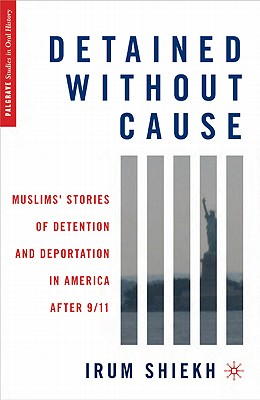 Detained Without Cause Cover