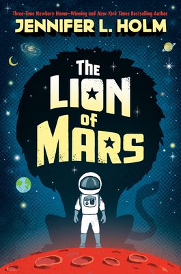 The Lion of Mars Cover Image
