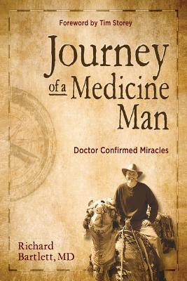 Cover for Journey of a Medicine Man