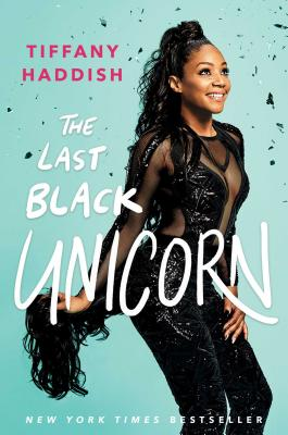 The Last Black Unicorn  cover image
