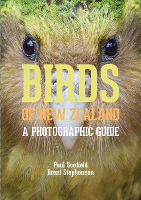 Cover for Birds of New Zealand