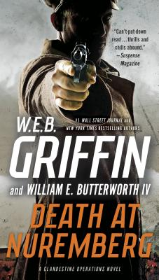 Death at Nuremberg (A Clandestine Operations Novel) Cover Image