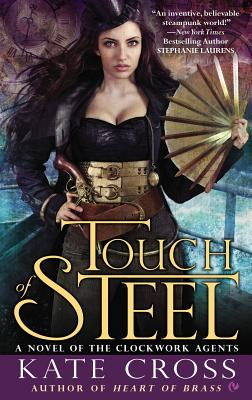 Touch of Steel Cover