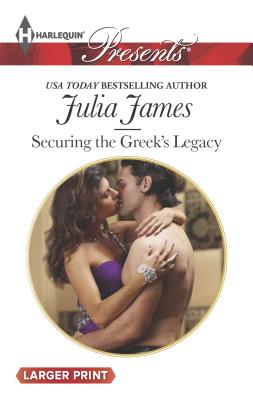 Securing the Greek's Legacy Cover