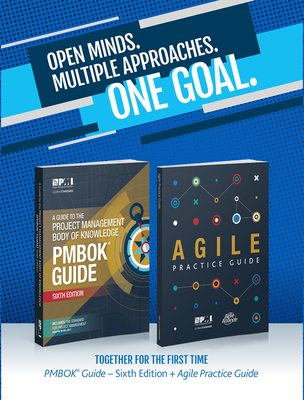 A Guide to the Project Management Body of Knowledge (PMBOK(R) Guide–Sixth Edition / Agile Practice Guide Bundle Cover Image