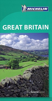 Michelin Green Guide Great Britain Cover