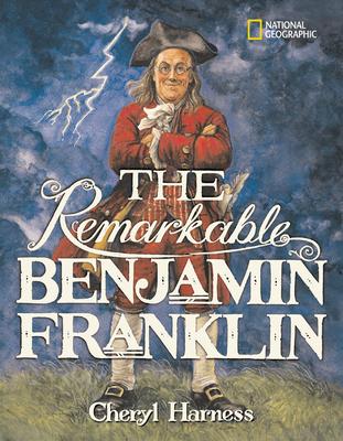 The Remarkable Benjamin Franklin Cover