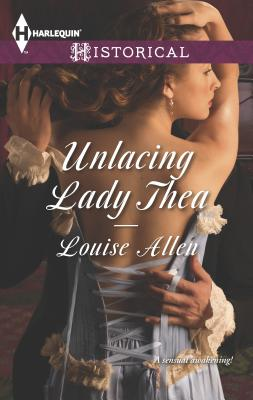 Unlacing Lady Thea Cover