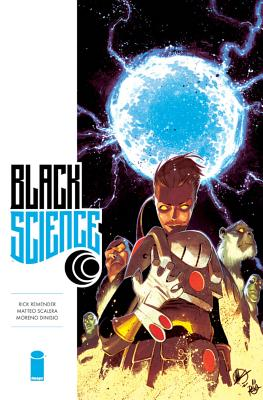 Black Science Volume 6 cover image