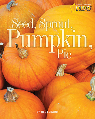 Seed, Sprout, Pumpkin, Pie Cover