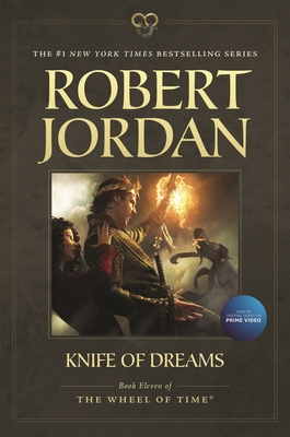 Knife of Dreams: Book Eleven of 'The Wheel of Time' Cover Image