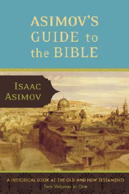 Cover for Asimov's Guide to the Bible