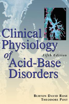 Clinical Physiology of Acid-Base and Electrolyte Disorders (Clinical Physiology of Acid Base & Electrolyte Disorders) Cover Image