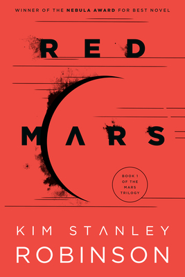 Red Mars (Mars Trilogy #1) Cover Image
